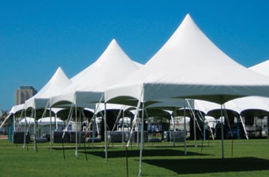 outdoor reliable tents for wedding party event